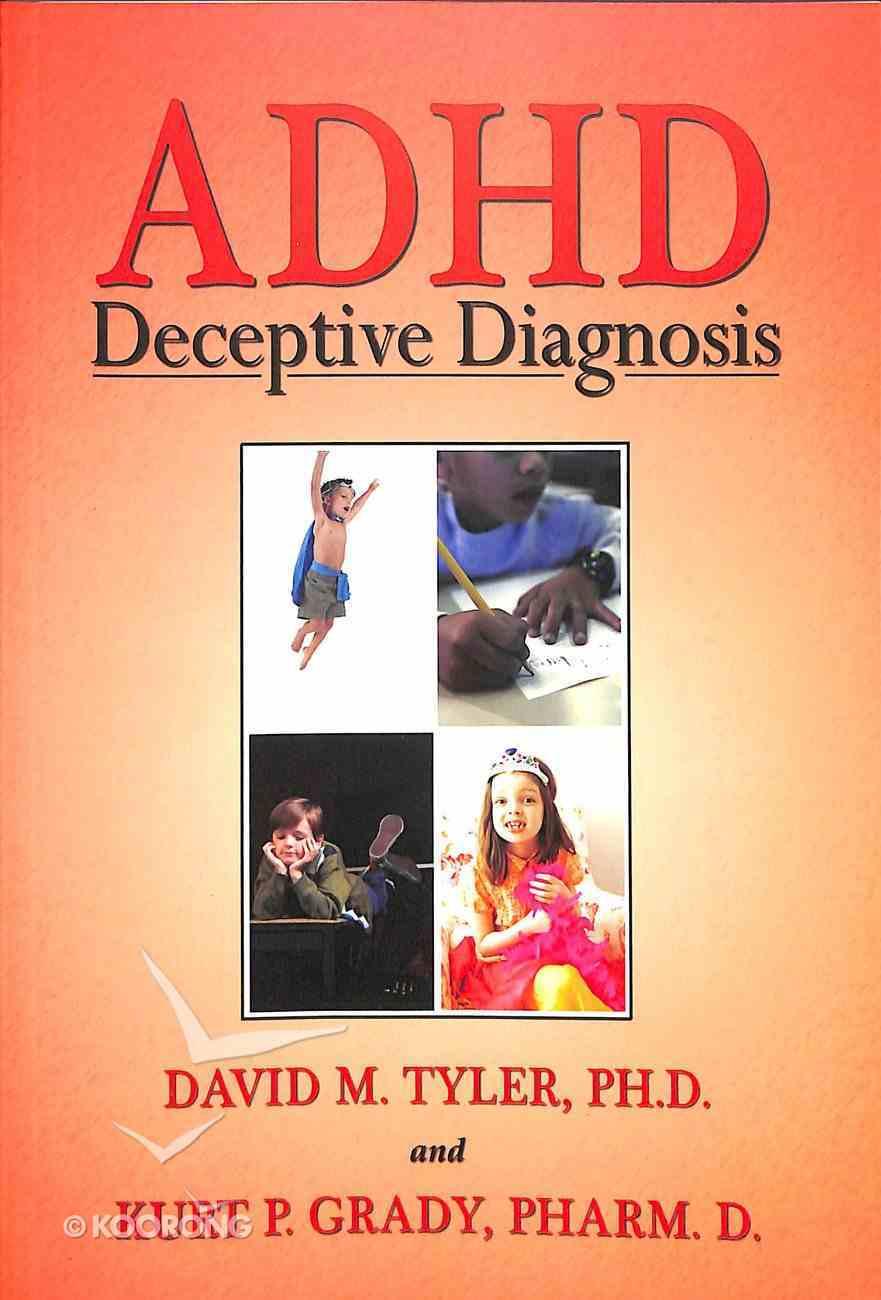 Adhd Paperback