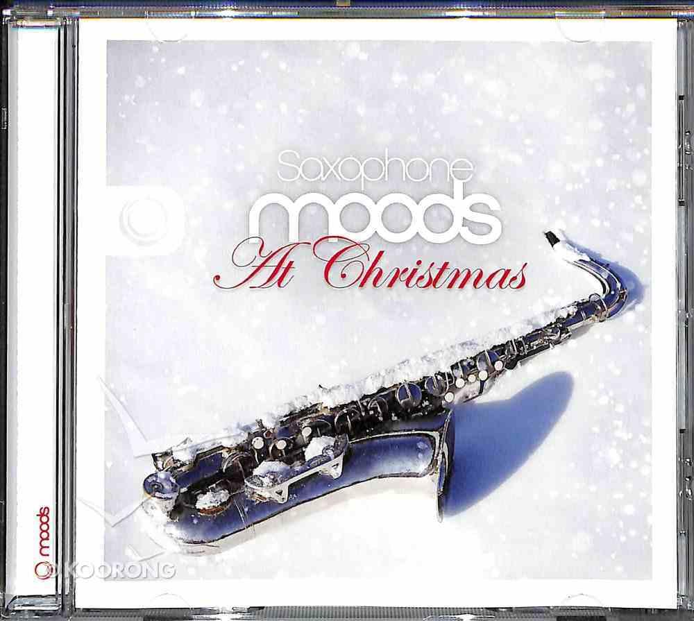Saxophone Moods At Christmas CD
