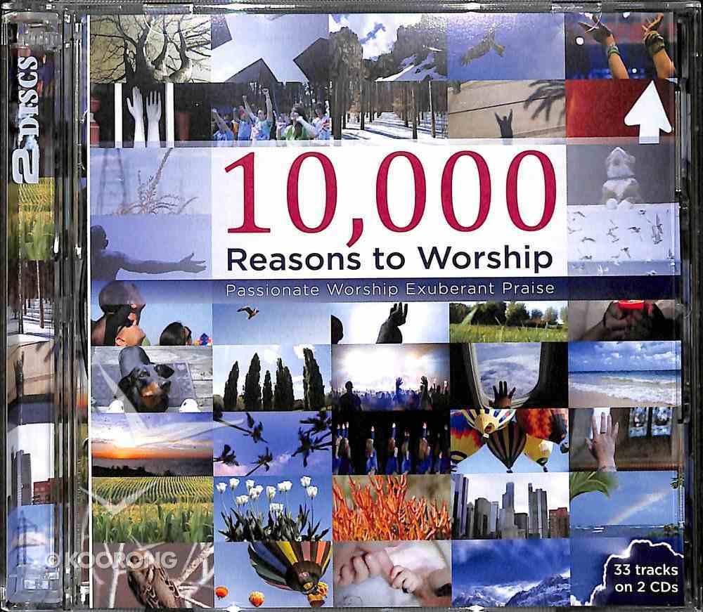 10,000 Reasons to Worship (2 Cd) CD