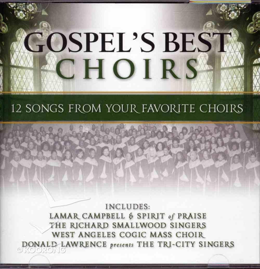 Gospels Best Choirs (2013) CD