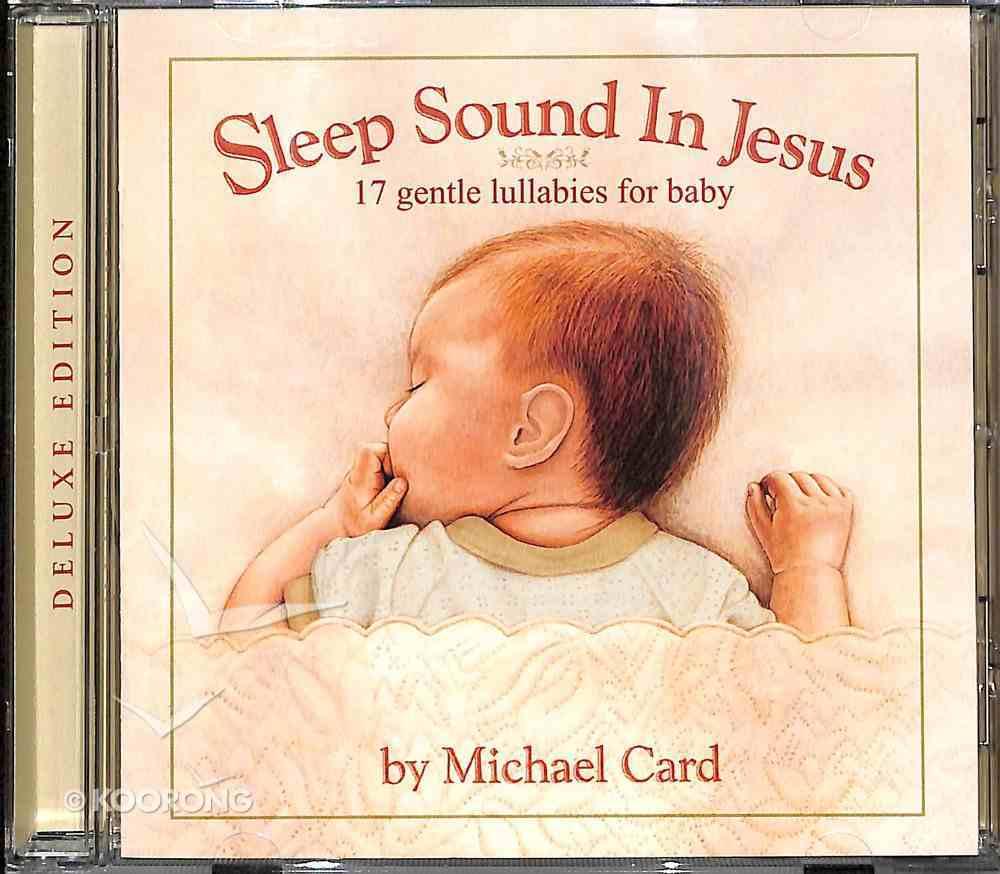 Sleep Sound in Jesus Deluxe Edition CD