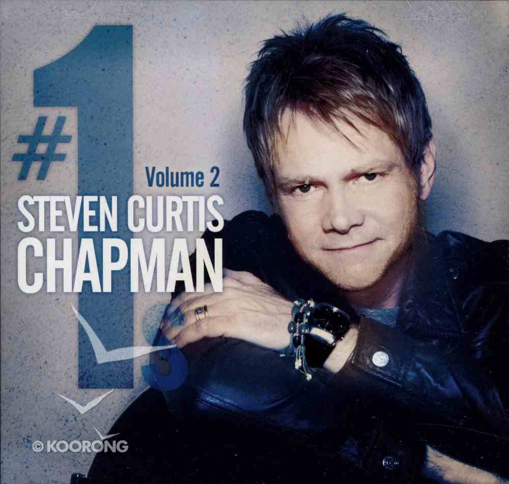 Steven Curtis Chapman: Number 1's (Volume 2) CD