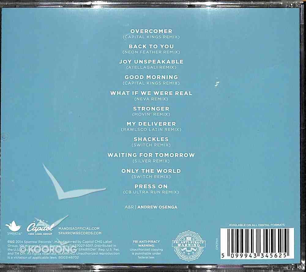 Get Up: The Remixes CD