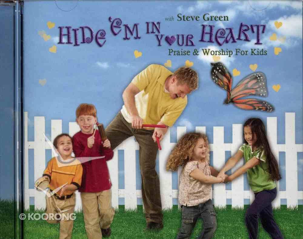 Hide Em in Your Heart-Praise & Worship For Kids 2012 Ed CD