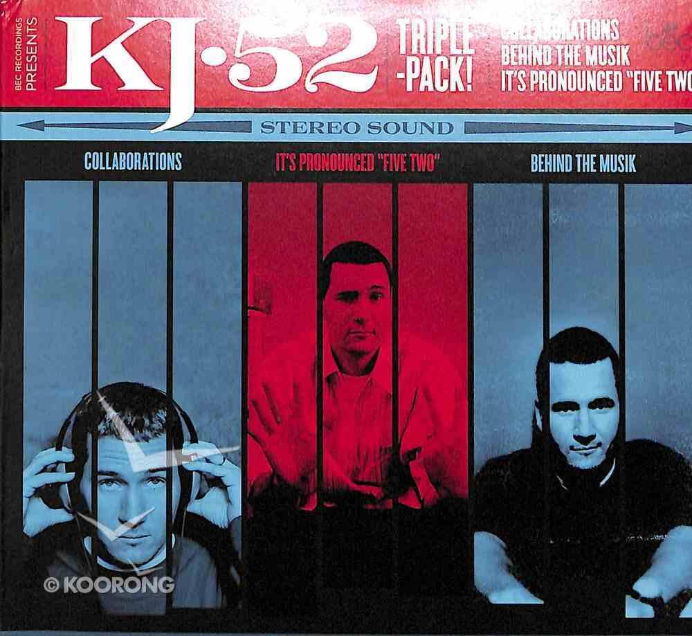Kj-52 Triple Box Set CD