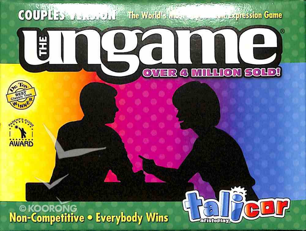 Ungame Pocket Couples Version Game