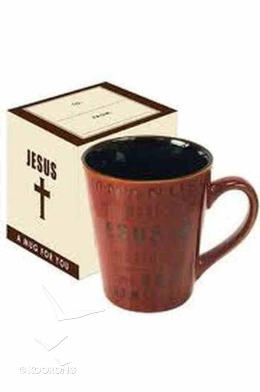 Mug: Names of Jesus Homeware