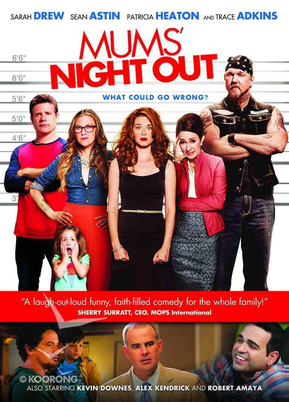 Scr Mom's Night Out Screening Licence Medium (101-500 People) Digital Licence