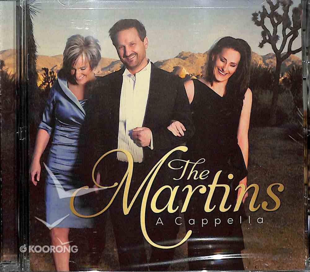A Cappella Hymns CD