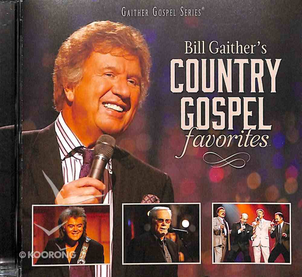Bill Gaither's Country Gospel CD