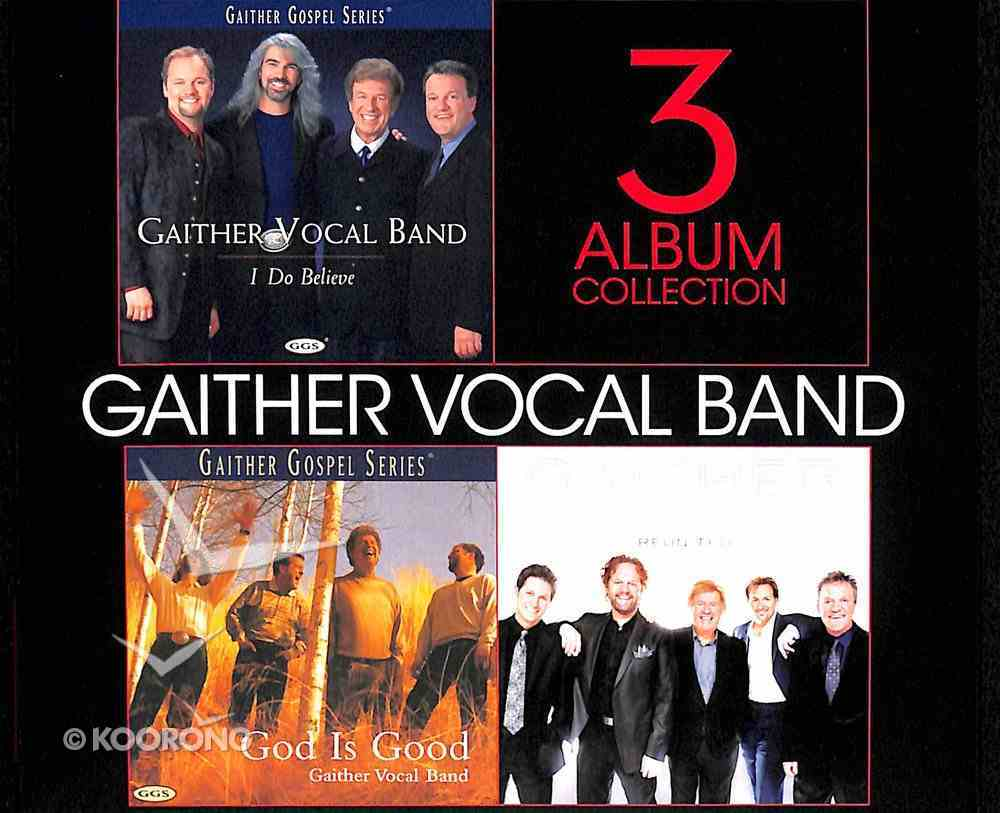 Gaither Vocal Band Collection (3 CDS) (Gaither Vocal Band Series) CD