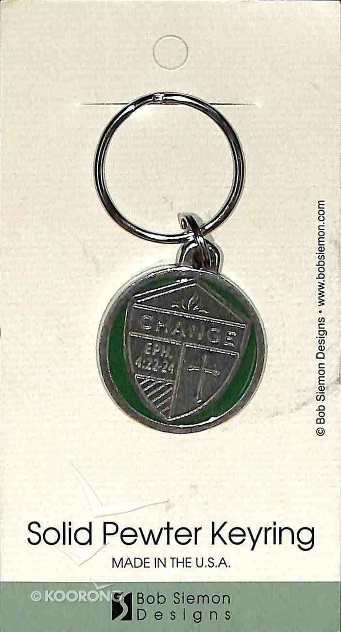 Keyring: Medals of Hope: Change (Lead Free Pewter) Jewellery
