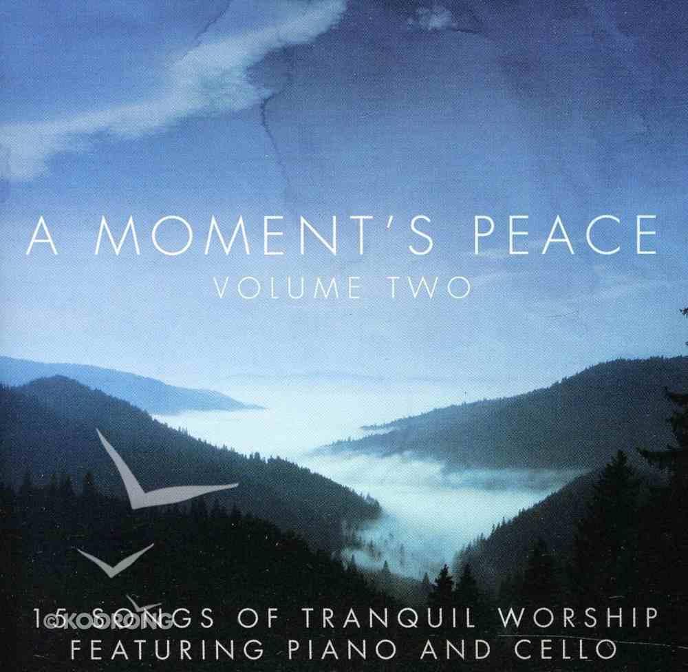 A Moment's Peace (Vol 2) CD
