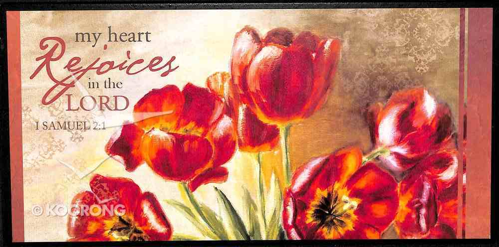 Hanging Signs: Red Poppies #01 Plaque