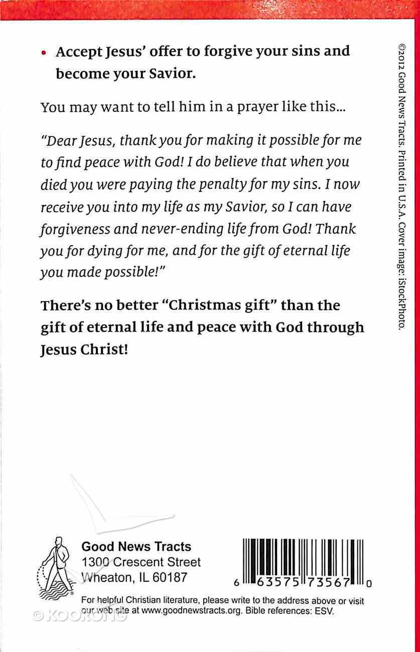 The Hope of Christmas (Pack Of 25) Booklet