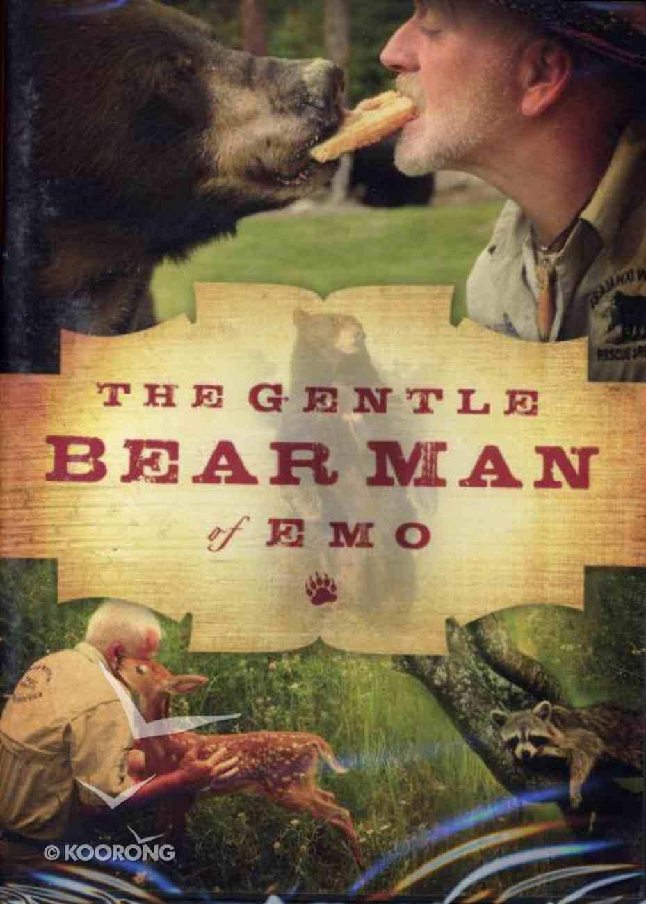 The Gentle Bear Man of Emo DVD
