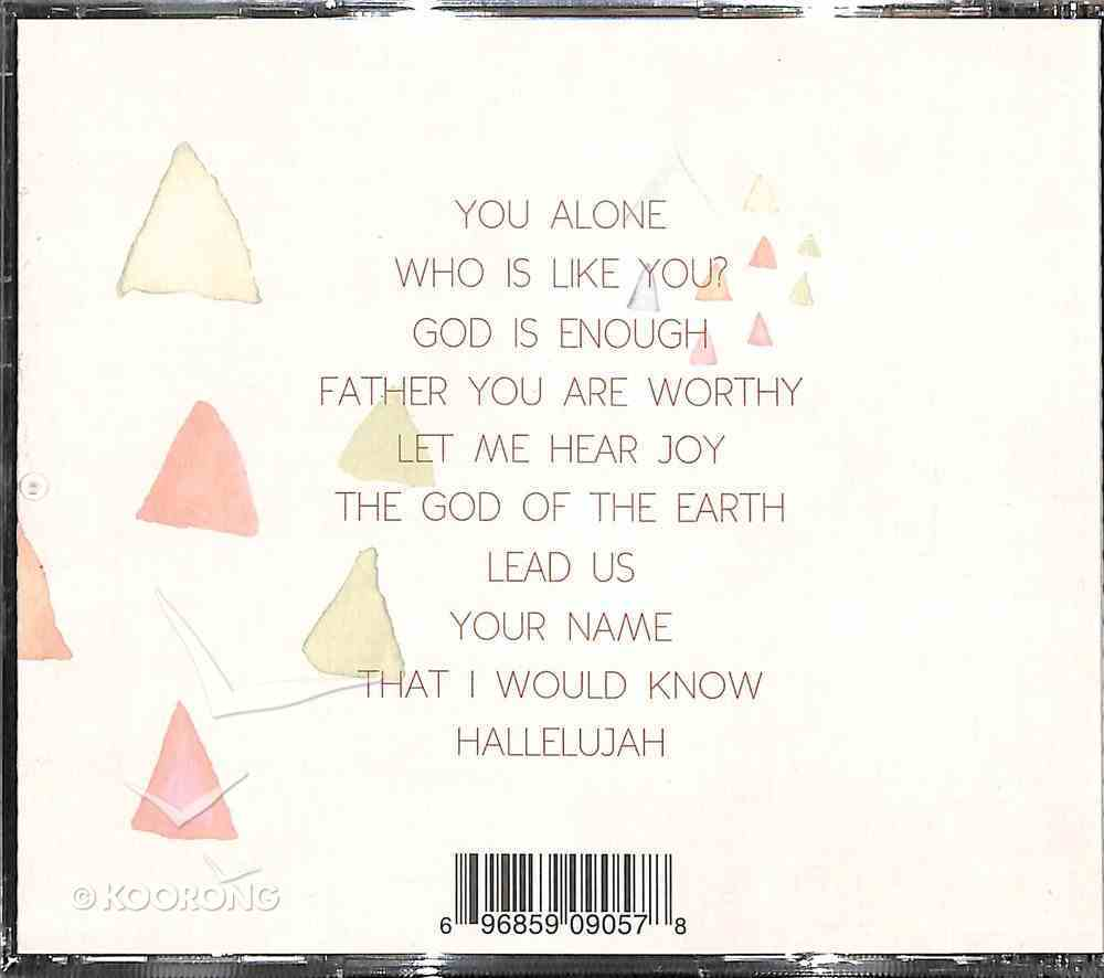 God is Enough CD