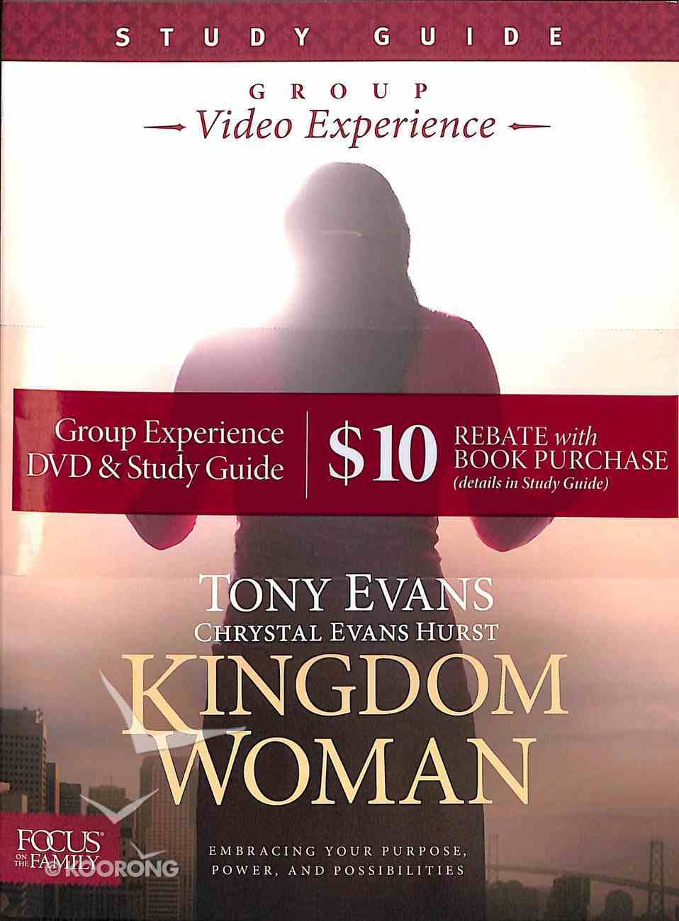 Kingdom Woman (Group Video Experience Dvd) DVD