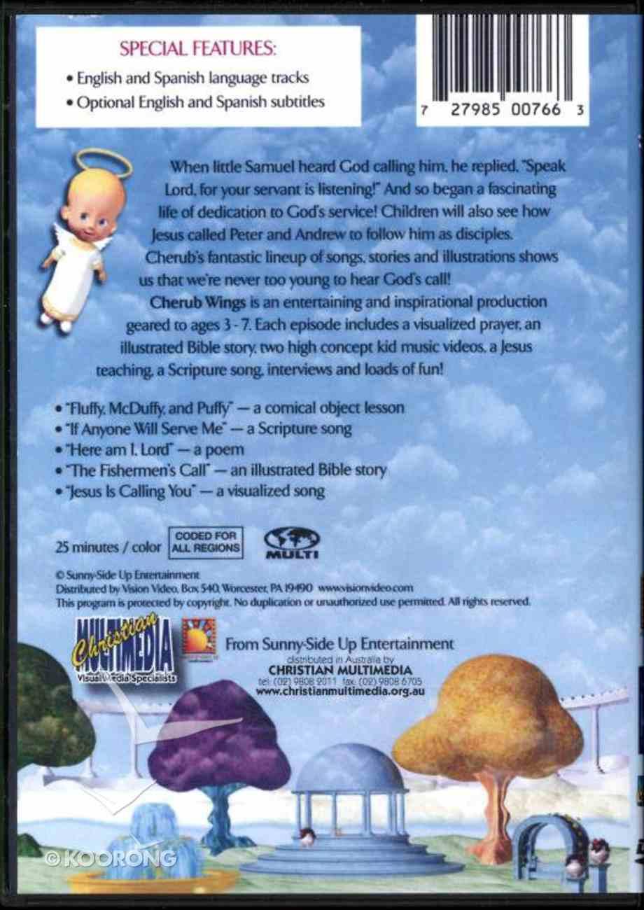 Follow the Leader (#04 in Cherub Wings (Dvd) Series) DVD
