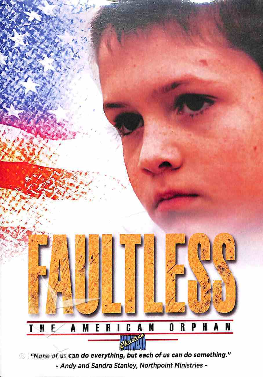 Faultless: The American Orphan DVD