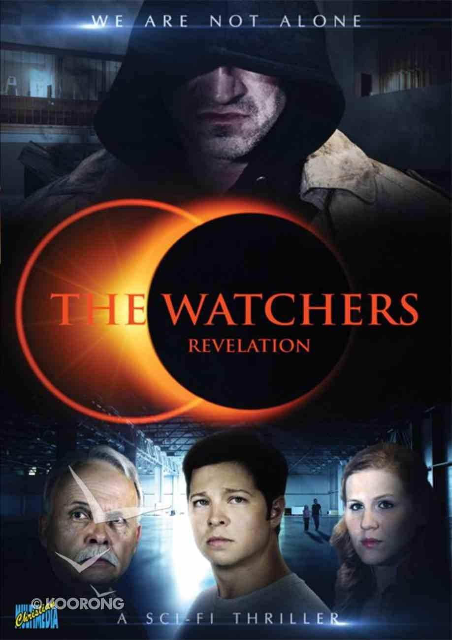 Watchers Revelation DVD