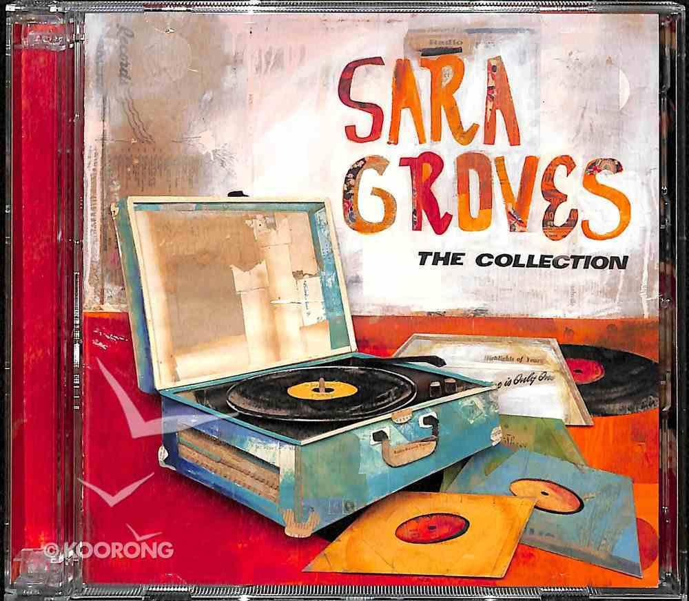 Sara Groves Collection CD