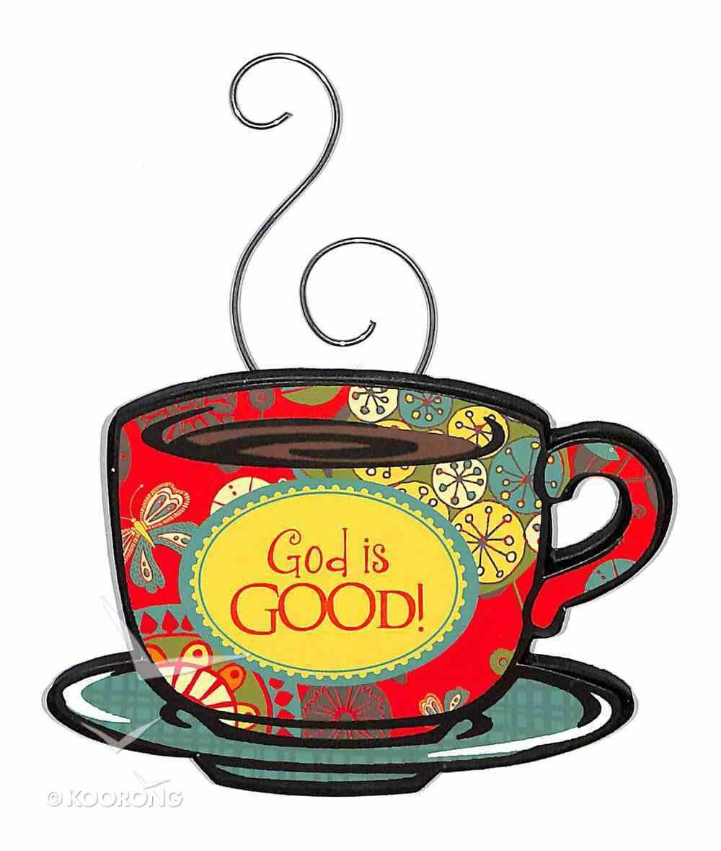 Mocha Expressions Magnets: God is Good! Novelty