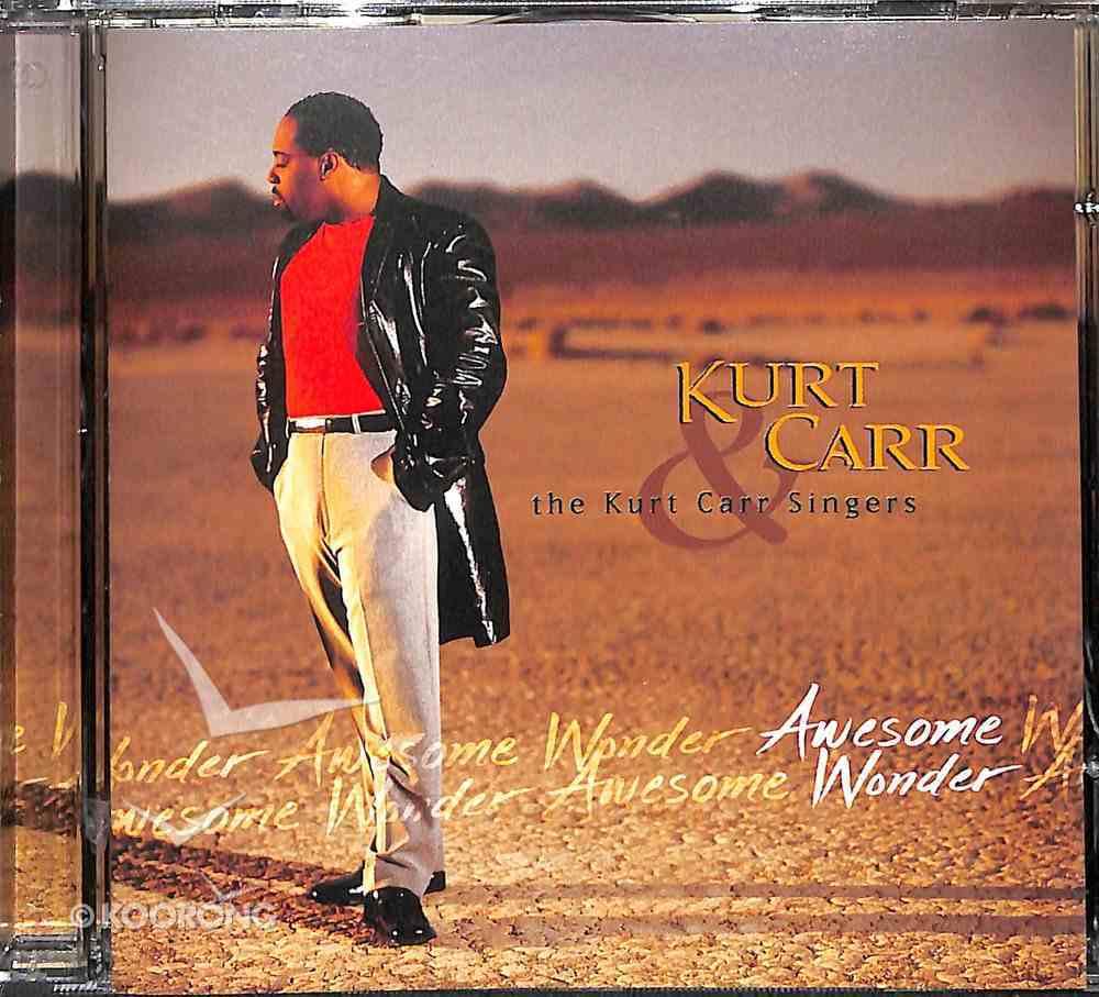 Awesome Wonder CD