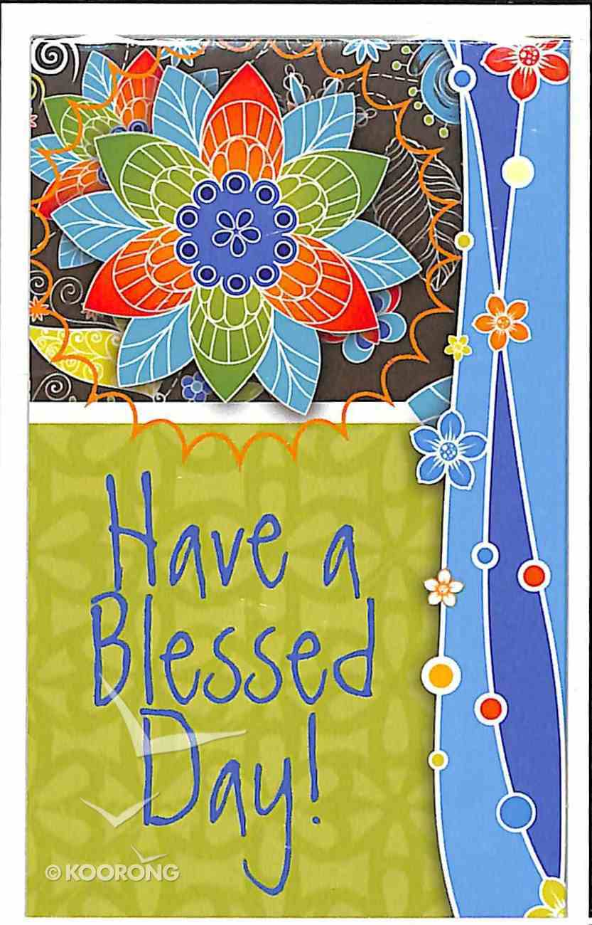 Simply Magnets: Have a Blessed Day! Novelty