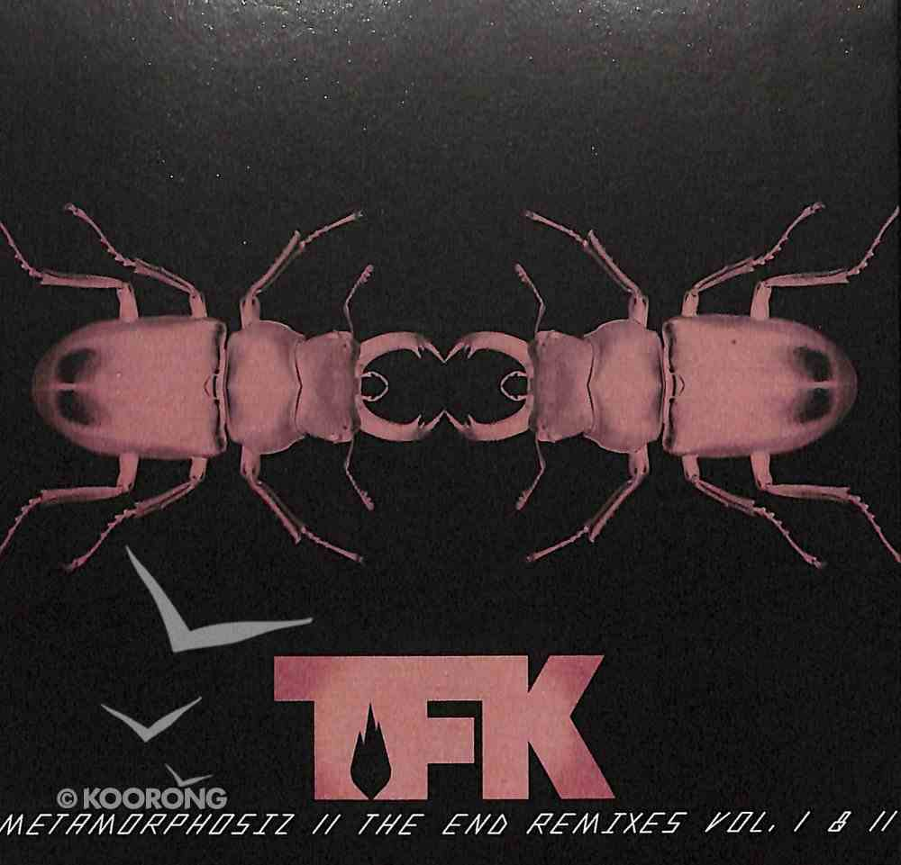 Metamorphosiz II: The End Remixes Volume 1 and 2 CD