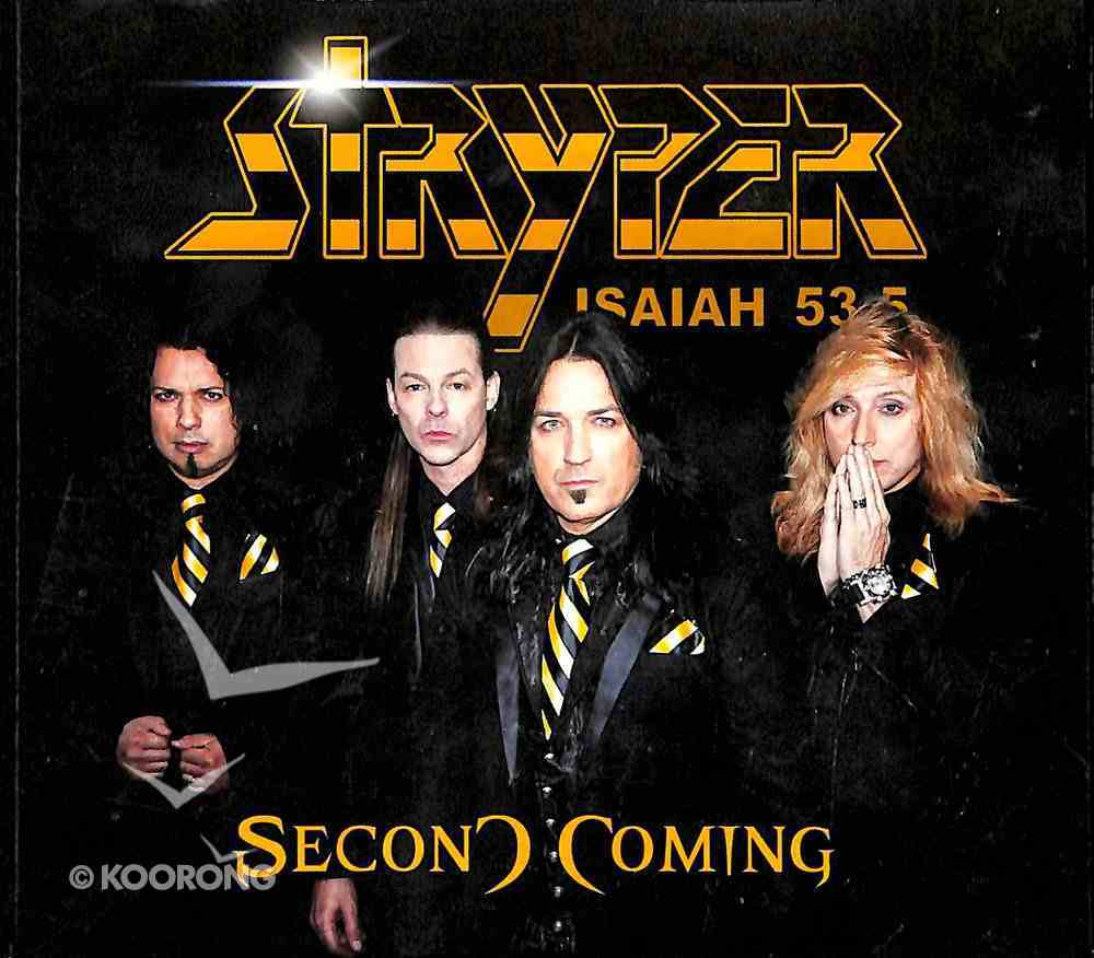 Second Coming CD