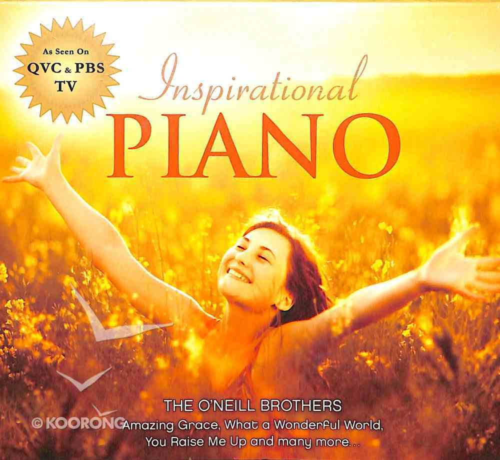 Inspirational Piano CD