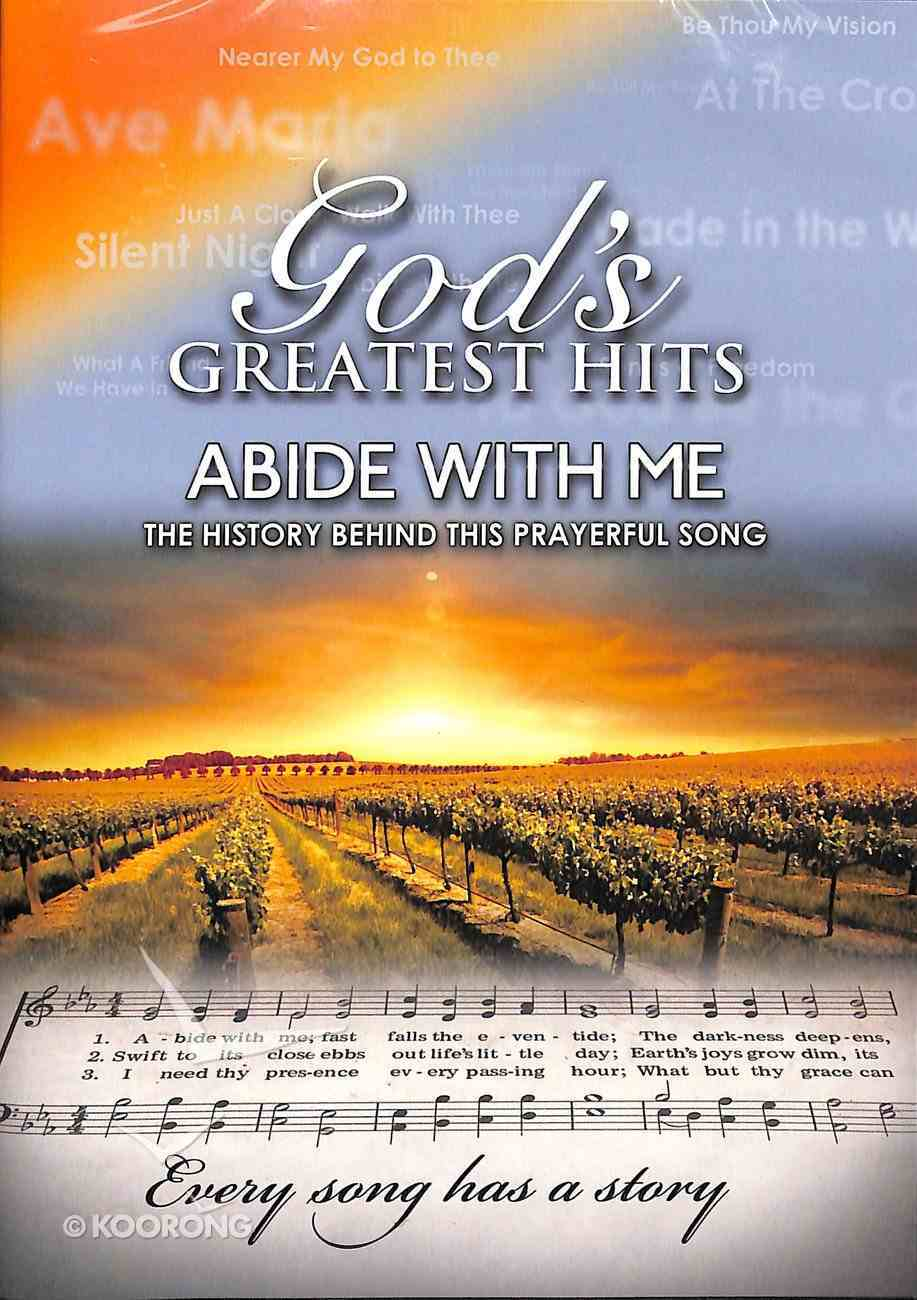 God's Greatest Hits: Abide With Me DVD