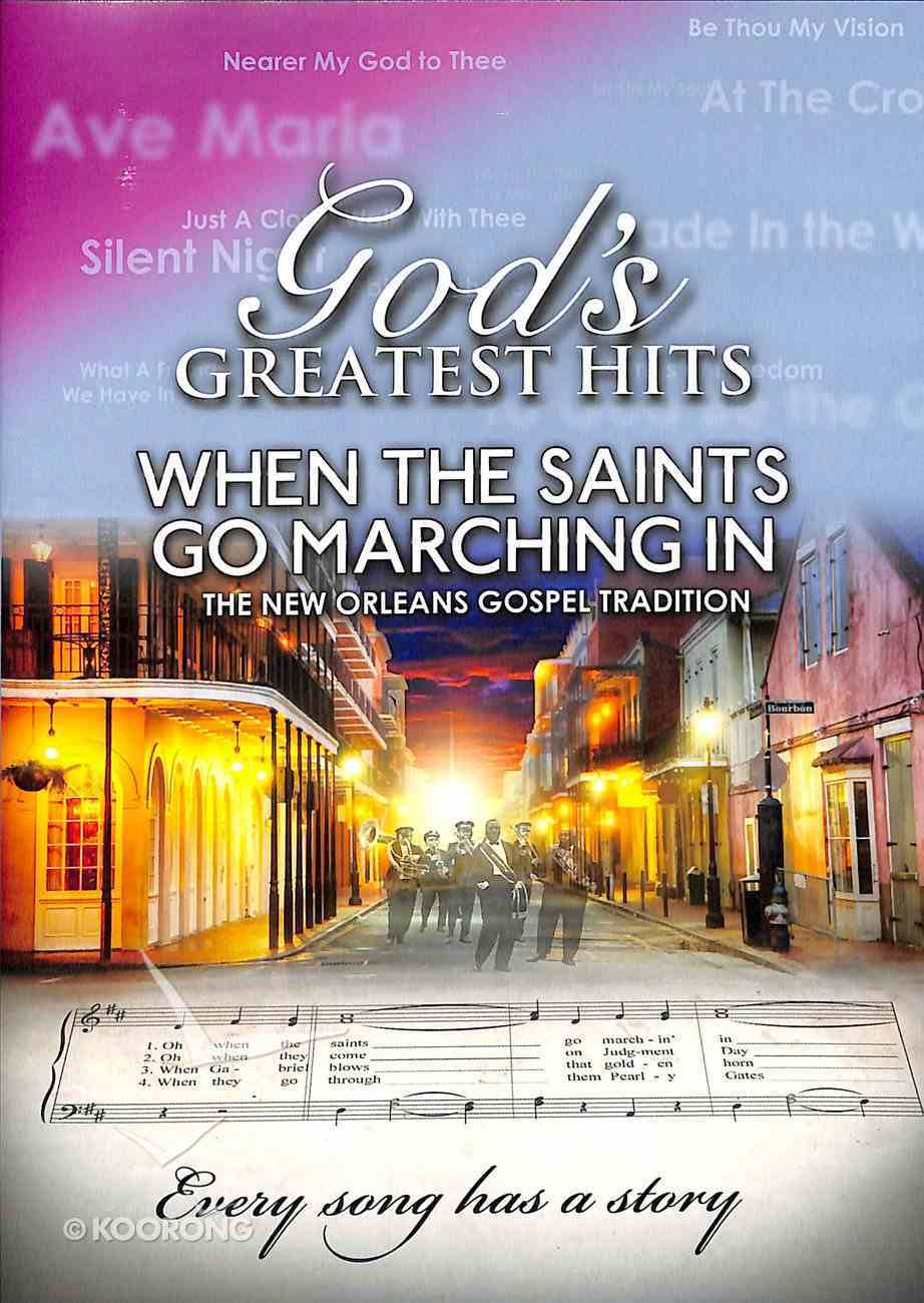 God's Greatest Hits: When the Saints Go Marching in DVD