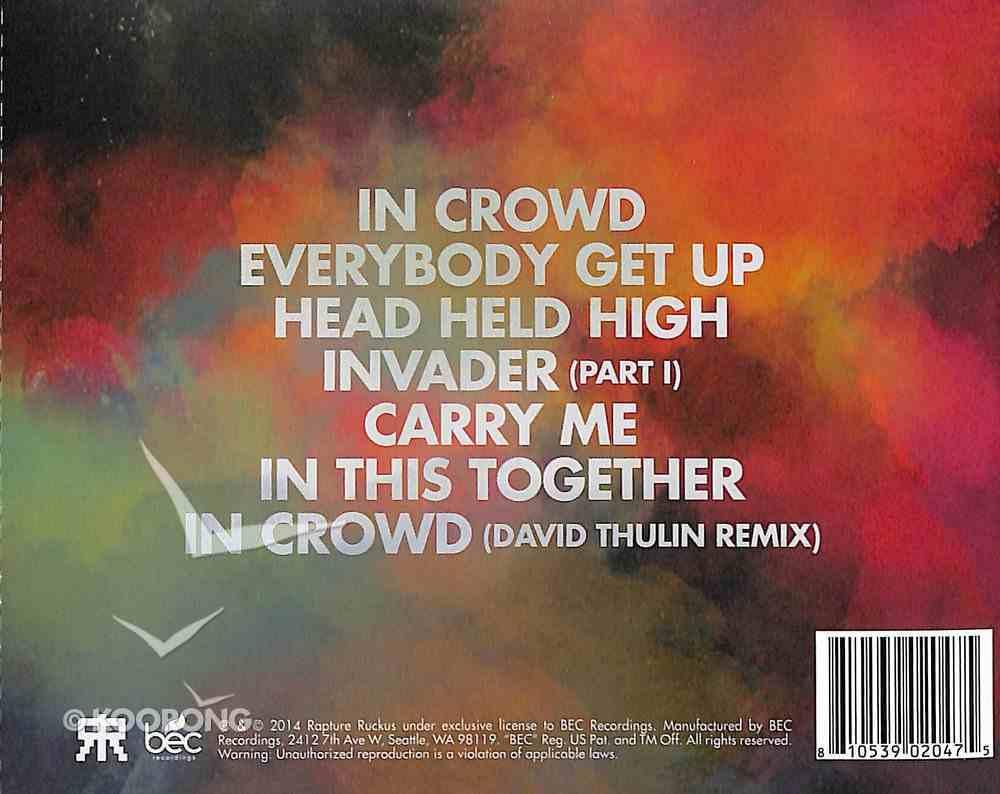 Invader, Volume 1 CD