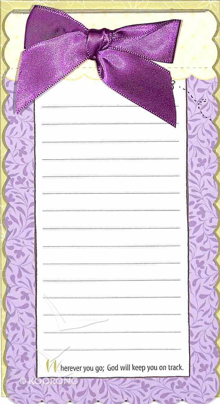 List Pad (Simple Joys Series) Stationery
