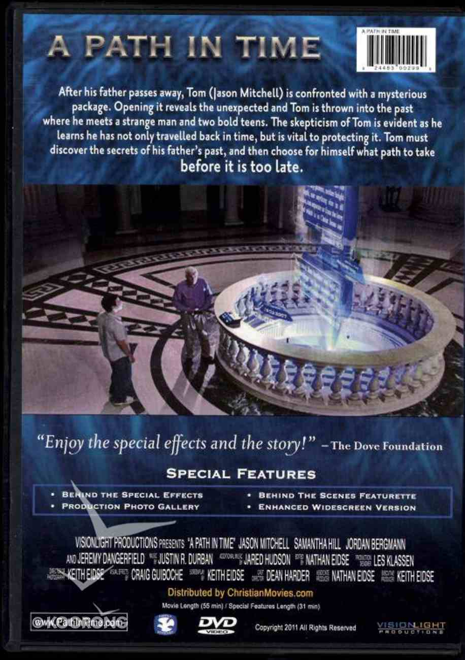 A Path in Time DVD