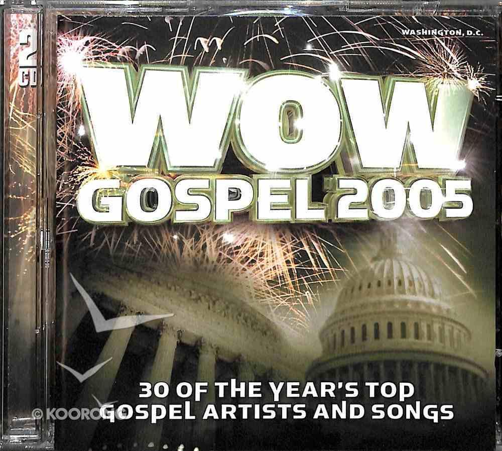 Wow Gospel 2005 CD