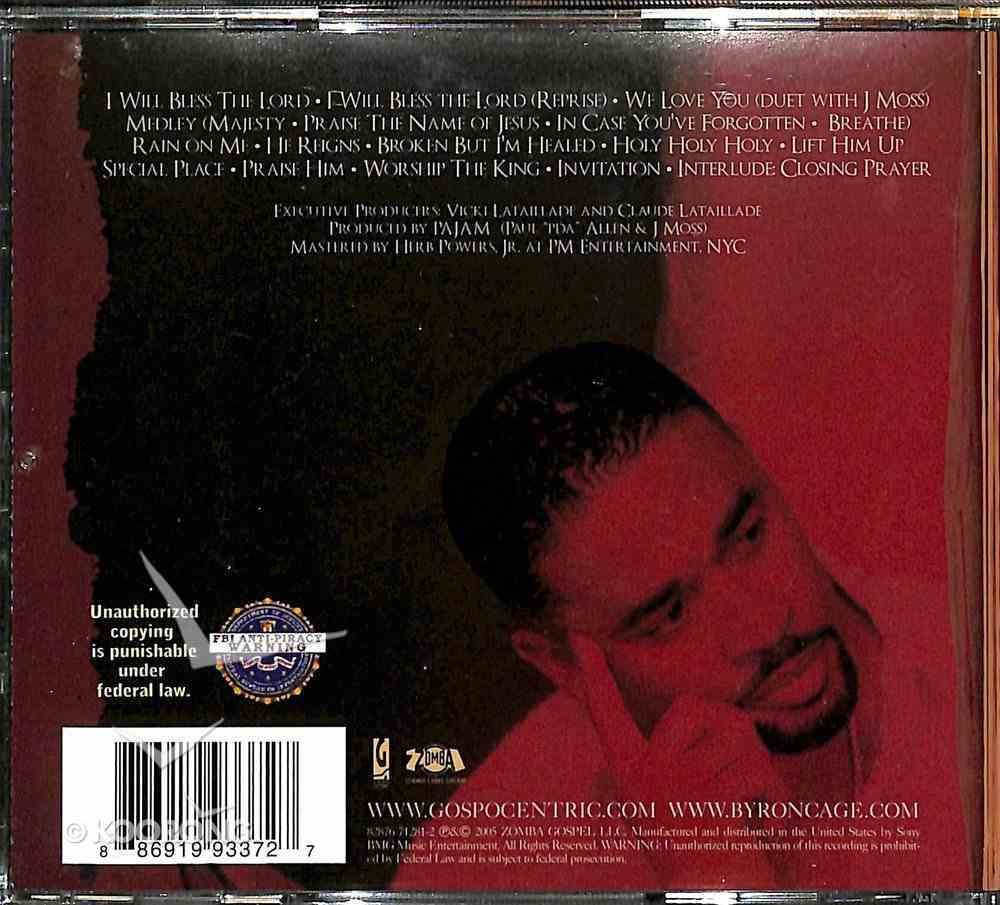 An Invitation to Worship CD