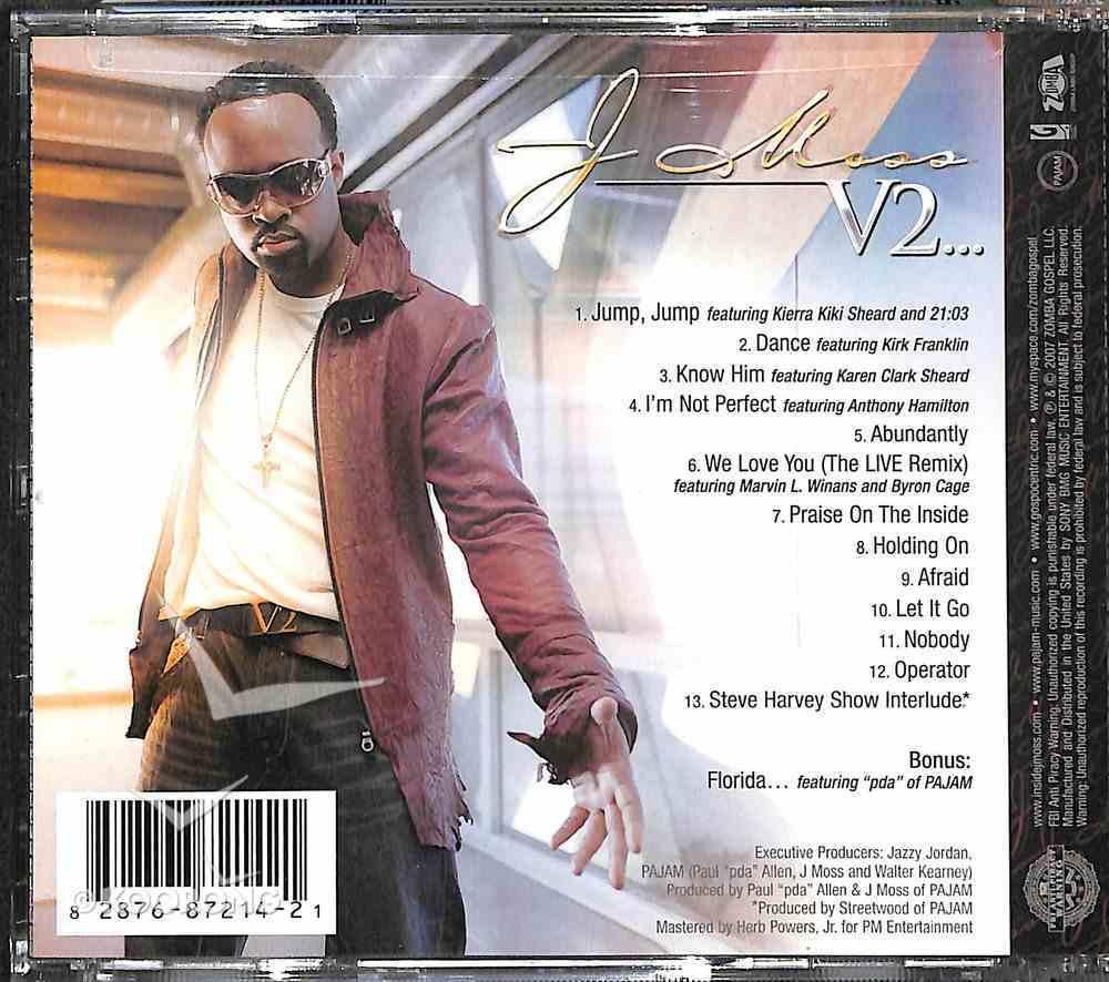 J Moss Project V 2 CD