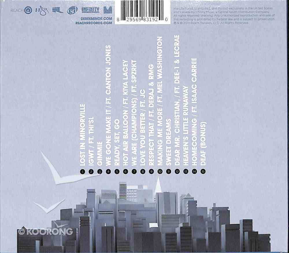 Minorville CD