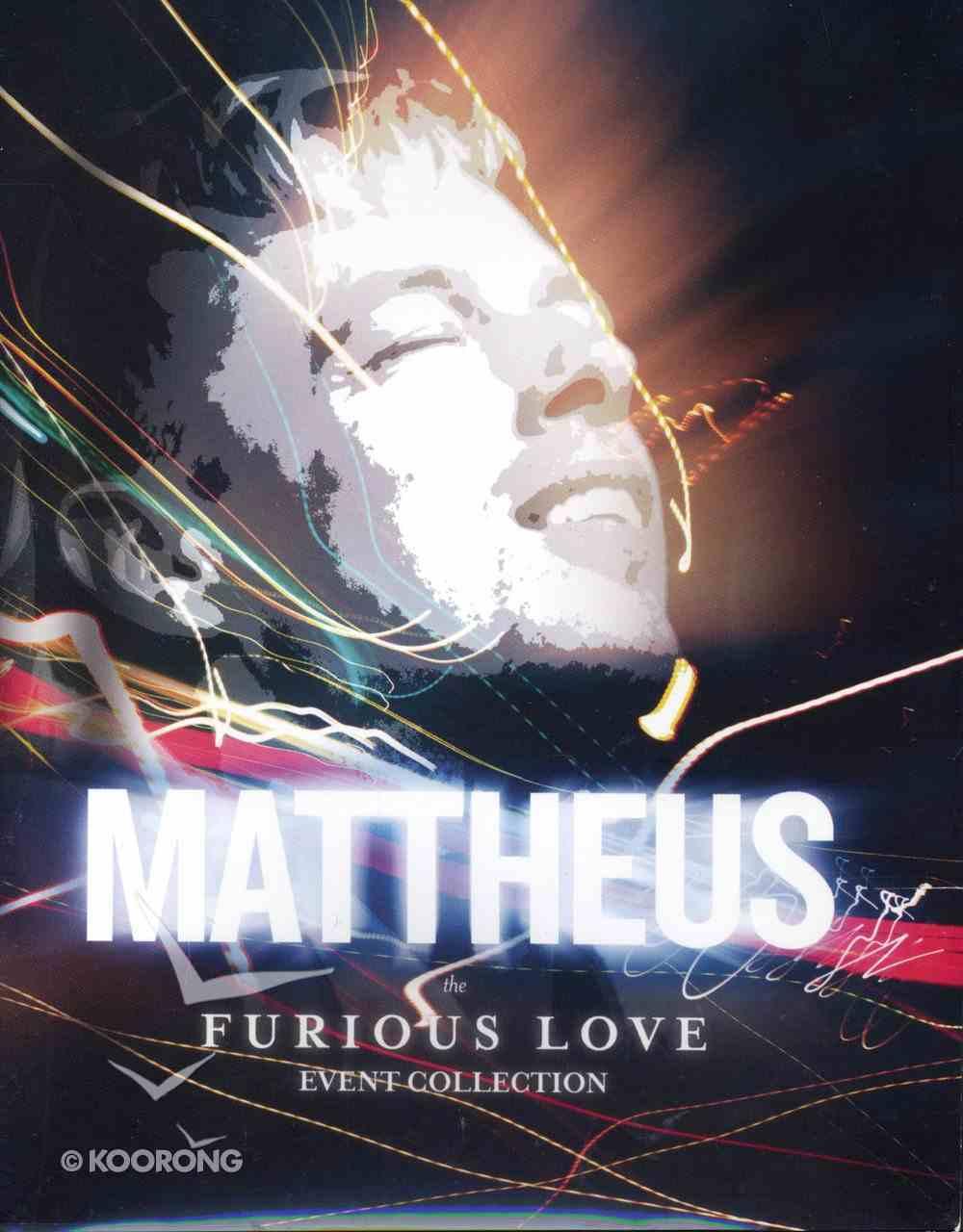 Furious Love Event: Mattheus Van Der Steen DVD