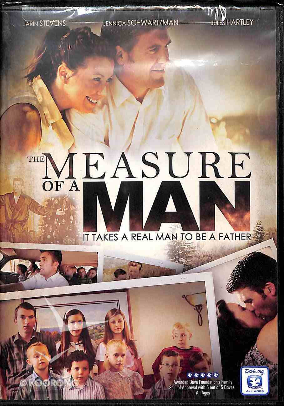 The Measure of a Man (93 Minutes) DVD