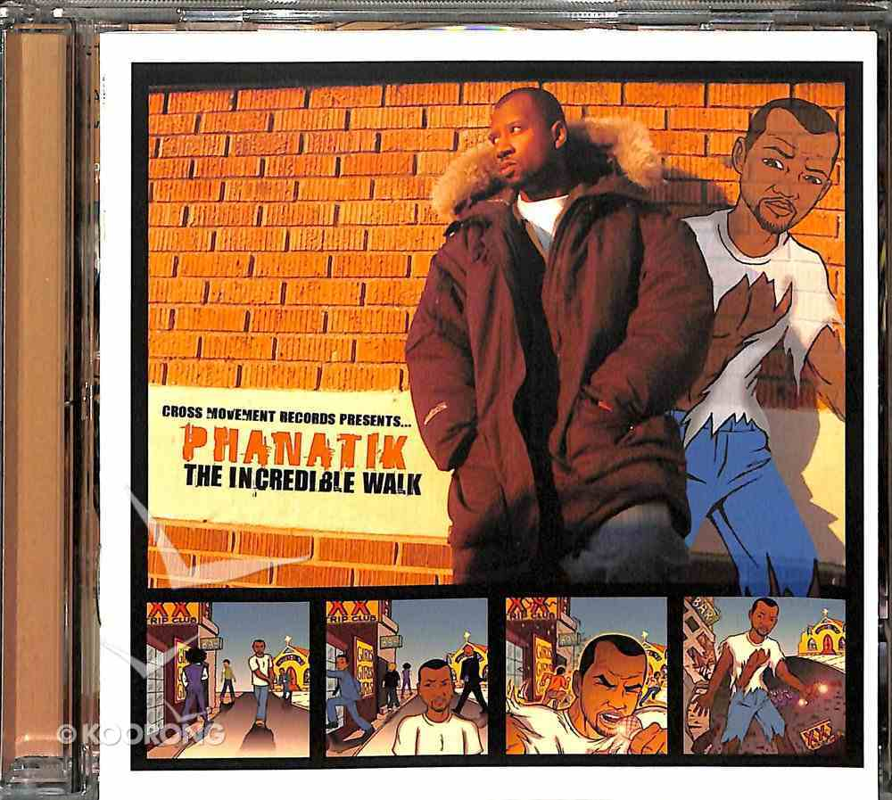 Incredible Walk CD