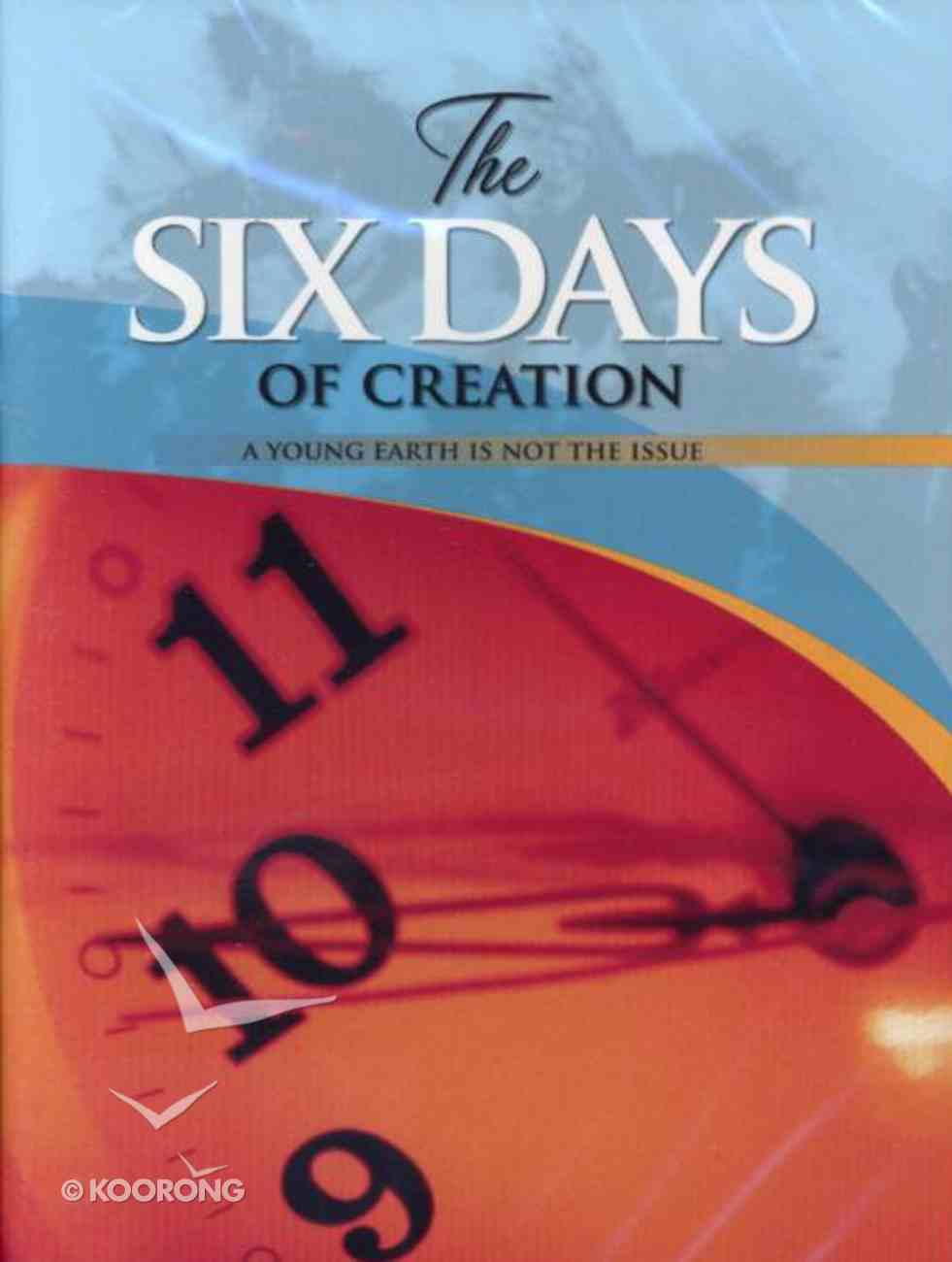 The Six Days of Creation DVD