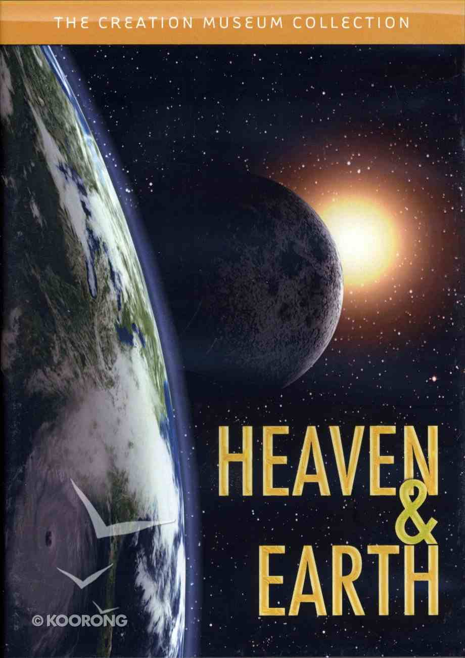 Heaven and Earth DVD