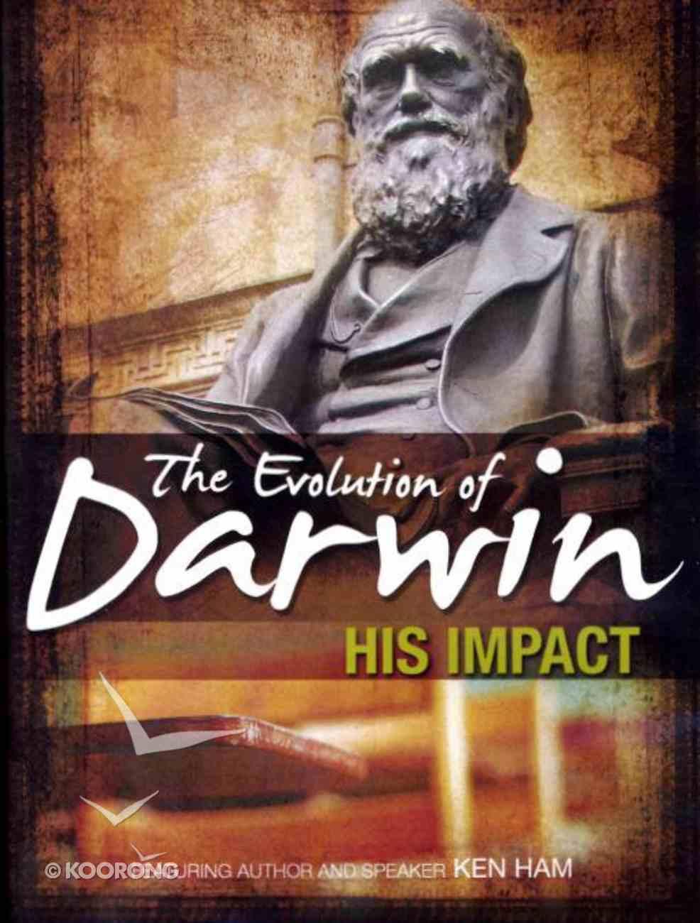 The Evolution of Darwin: His Impact DVD