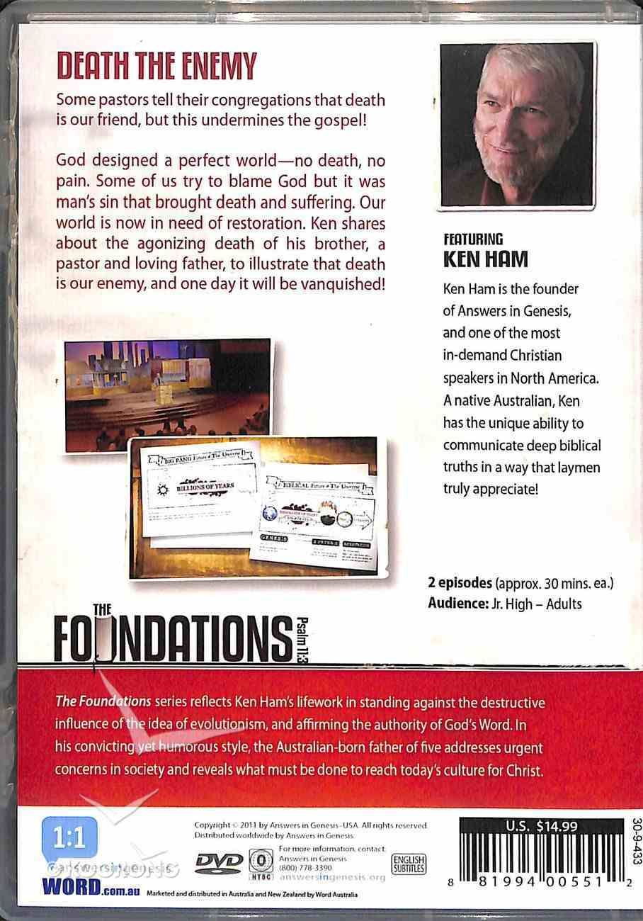 The Foundations Series (6 Dvd Set) DVD