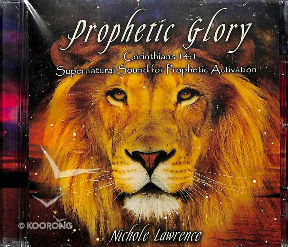 Prophetic Glory: Supernatural Sound For Prophetic Activation CD