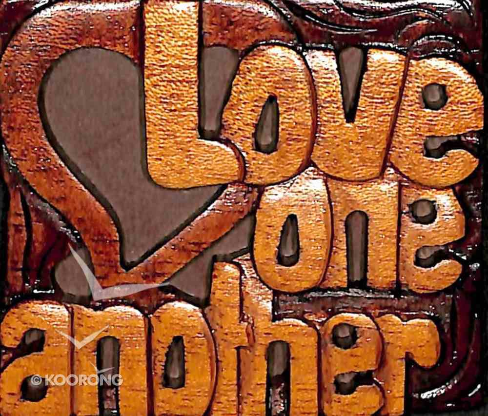 Magnet: Love One Another Novelty